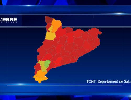 Les Terres de l'Ebre, l'única regió sanitària de Catalunya amb l'índex de rebrot baix