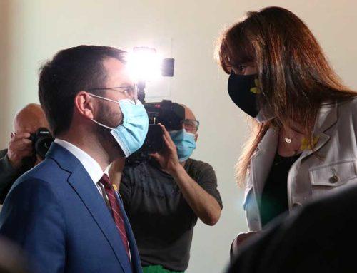 """Aragonès no renuncia al vot dels 32 diputats de Junts: """"Si posen nous condicionants que ho expliquin"""""""