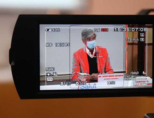 """Argimon reclama a l'Estat ampliar la franja d'edat per rebre la vacuna d'Astra Zeneca """"com a mínim fins als 65 anys"""""""