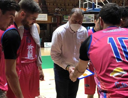 El CBT del masdenvergenc Jordi Barberà busca a Navarra retrobar-se amb la victòria