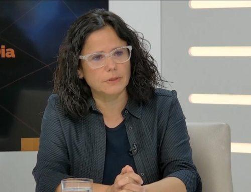 """Cinta Pascual (ACRA) assegura que """"no quadren"""" les xifres d'usuaris de residències morts publicades pel govern espanyol"""