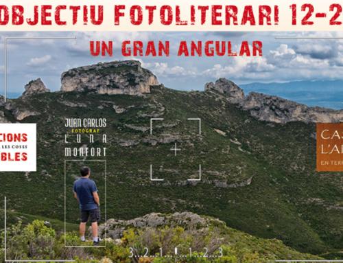 Segona fase de l'Objectiu Fotoliterari de La Sénia, un projecte de la Casa de l'Artista en Terres de Cruïlla i el fotògraf Juan Carlos Luna