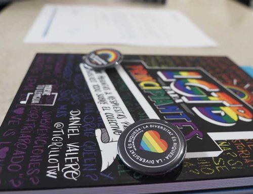 El Consell Comarcal de la Ribera d'Ebre visibilitza les persones LGTBI+ a les biblioteques