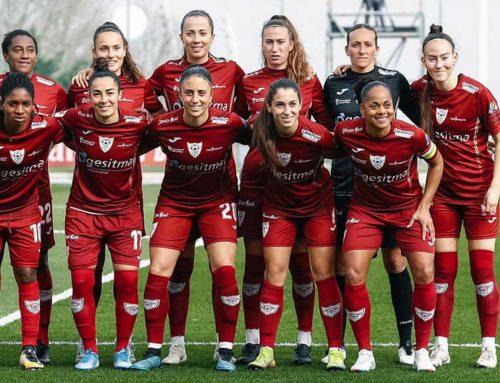 El Logronyo femení de Laia Ballesté no pot donar la sorpresa davant el Real Madrid