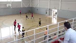 Partit de divisió d'honor de futbol sala j 5 entre el CFS Tortosa SAC i el FS Comptat d'Urgell