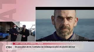 PescaNeta: els pescadors netegen els plàstics de la mar