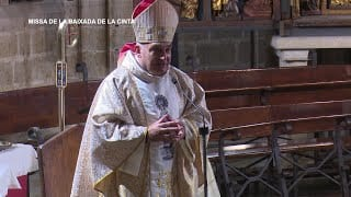 Missa Reial Arxiconfraria Baixada de la Cinta