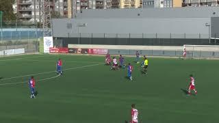 Ebre Escola i el líder Santa Bàrbara empaten (0-0)