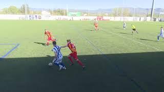 Olimpic i Rapitenca B empaten en un gran partit (3-3)