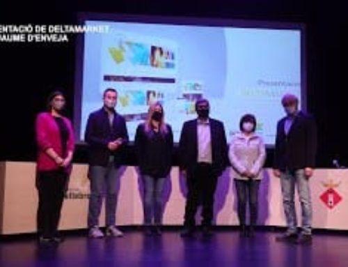 Presentació DeltaMarket a Sant Jaume d'Enveja
