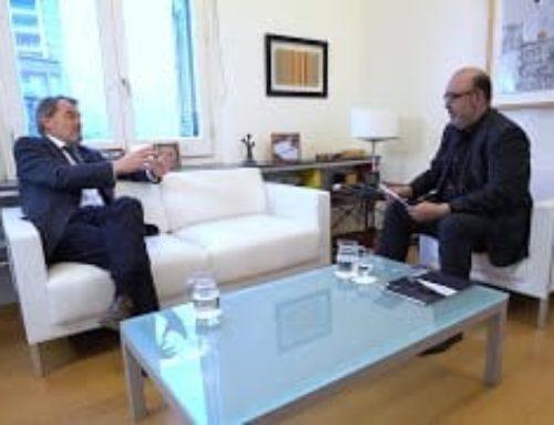 L'Entrevista a Artur Mas, 129è President de la Generalitat de Catalunya.