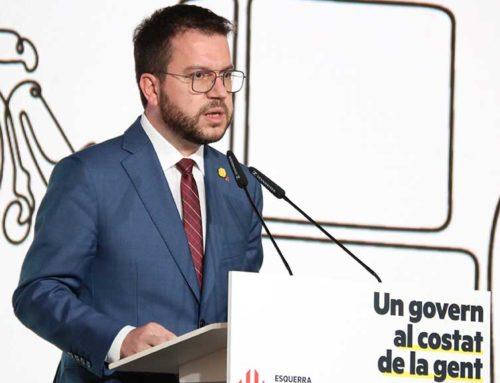 ERC deixa oberta la porta a pactar un govern de coalició amb Junts més enllà de l'1 de maig