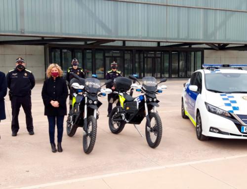 L'Ajuntament de Tortosa incorpora tres vehicles 100% elèctrics a la flota de la Policia Local