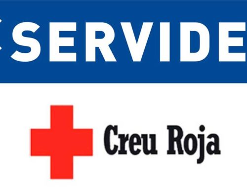 SERVIDEL col·labora amb la Creu Roja dotant-la de 108 connexions per a tauletes per a trencar l'escletxa digital en el col·lectiu de gent gran