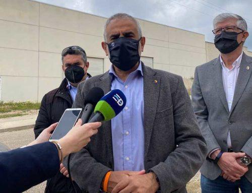 """Carrizosa: """"Els confinaments comarcals han afectat especialment les Terres de l'Ebre"""""""