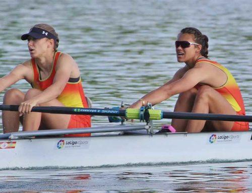 Aina Cid i Virginia Díaz es jugaran les medalles a l'Europeu