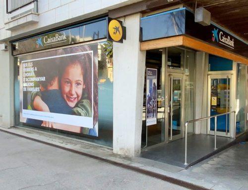 """CaixaBank anuncia un ERO que pot afectar """"tots els centres de treball"""""""