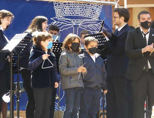 La Lira Roquetense es vesteix de gala pel 171è aniversari de la independència