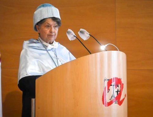 Marina Subirats, impulsora de les polítiques d'igualtat, investida doctora honoris causa per la URV