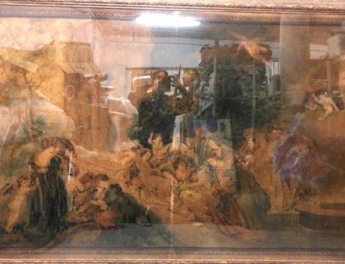 El Consell Comarcal del Baix Ebre amplia el fons d'obres d'art