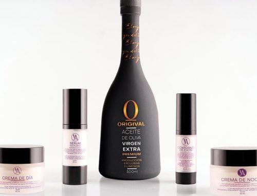 Un oli d'oliva de varietats experimentals fet a Batea és la base d'una nova línia de productes d'alta cosmètica