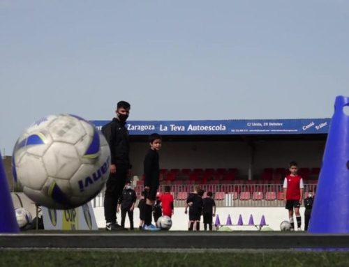 Les primeres jornades de futbol en Setmana Santa d'Avatars Academy acullen a 45 xiquets i xiquetes