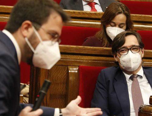 """Aragonès i ERC tornen a apressar Junts a tancar un acord: """"No valen més excuses"""""""