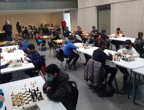 Última jornada del campionat comarcal d'escacs dels jocs esportius escolars del Baix Ebre