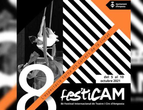 El FesticAM rep el segell europeu d'excel·lència EFFE