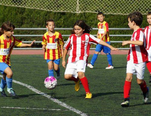 Dissabte comença la lliga de futbol-7 dels jocs esportius del Baix Ebre amb 38 equips benjamins i prebenjamins