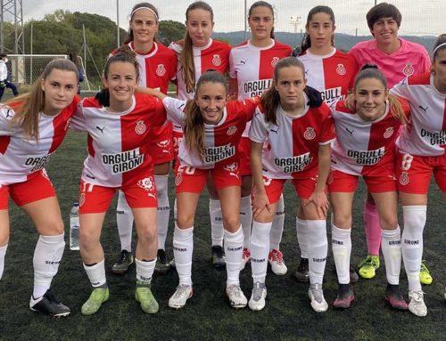 El Girona FC de la benissanetenca Núria Llop, s'aferra al somni de la permanència