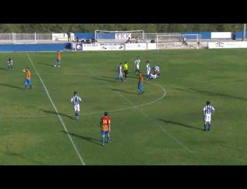 El Roquetenc guanya l'Olímpic, amb un golàs de Joel Forné (1-0)
