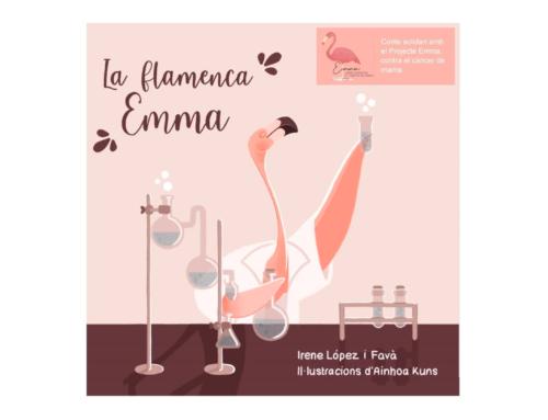 La flamenca Emma, el conte solidari del projecte Emma, ja està a la venda