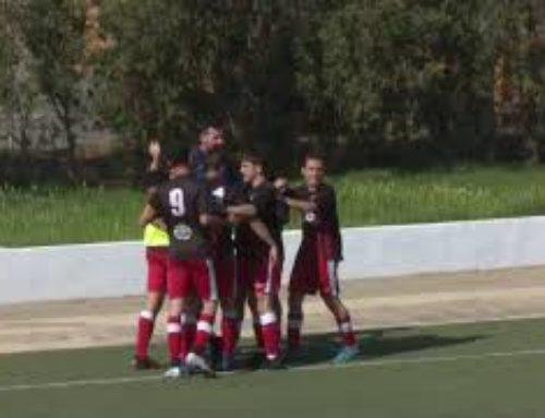 Els gols del partit la Cava Ebre Escola (2-3)