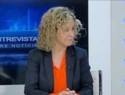L'Ebre Notícies. Entrevista amb Meritxell Roigé, alcaldesa de Tortosa.