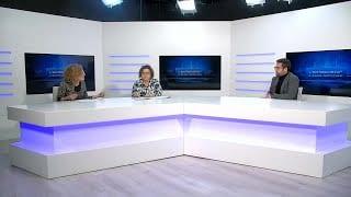 L'Ebre Notícies. Entrevista a Cinta Sarroca (CATAC-CTS) i Susanna Cherto (USTEC-STEs)