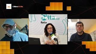 L'Ebre al Dia. Entrevista a Òscar París i Antoni Clua