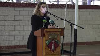 Lliurament XXX premis concurs literari  Sant Jordi vila de Santa Bàrbara