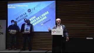 VI Premi Terres de l'Ebre de Periodisme