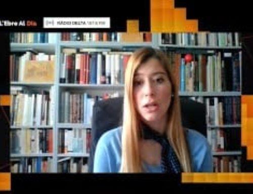 L'Ebre al Dia. Entrevista amb Marina Pallás, periodista.