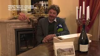 Presentació de l'escumós 'Mas del Serral' de Raventós