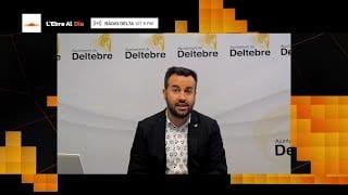 L'Ebre al Dia. Entrevista a Lluís Soler