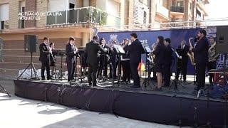 Matí Musical amb l'Actuació de la Banda de Música de la Lira Roquetense