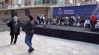 Matí Musical amb l'Actuació de l'Escola de Música Lo Canalero i Ballada de Jotes a Roquetes