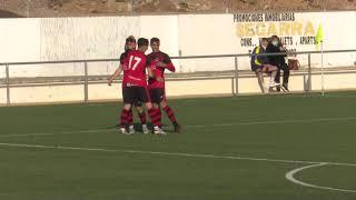 L'Ampolla goleja el R Bítem en la Copa 3-0