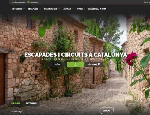 Dues emprenedores creen NJOY Catalonia, una empresa d'experiències turístiques sostenibles nascuda a l'Ebre