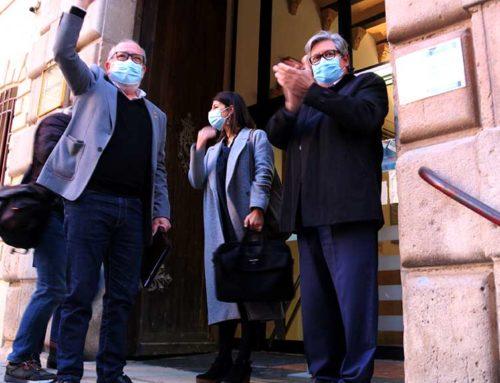 El judici per desobediència l'1-O contra l'alcalde de Roquetes es reprendrà al juny
