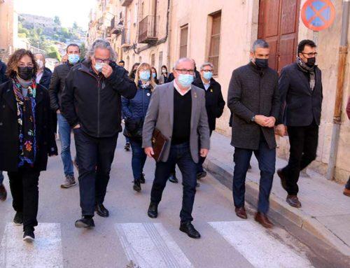 """L'alcalde de Roquetes: """"No ens ha de fer temor passar pels jutjats perquè tenim la raó"""""""