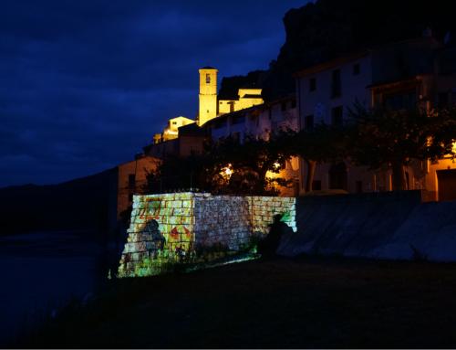 EBRE LUMEN, el primer festival de videomapping i natura de Catalunya