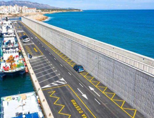 El Govern inverteix 8,5 MEUR en obres a quatre ports ebrencs per reparar els danys ocasionats pel temporal Gloria
